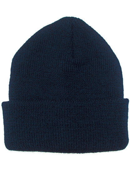C733 Knitted Hat, mutsen en beanies met Logo of Tekst Borduren