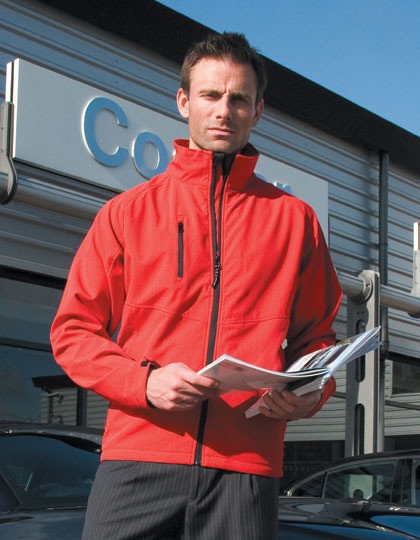 RT128M Heren Base Layer Softshell  Result