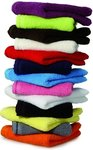 Handdoeken laten borduren bij logoBorduurstudio in Barneveld