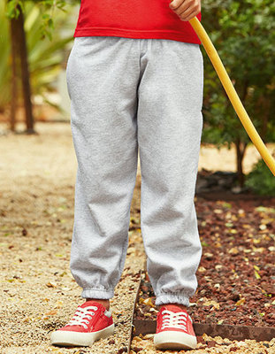 F480K Kinder Jogging Broek Fruit of the Loom