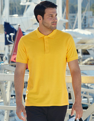 F511N Premium Polo Fruit of the Loom