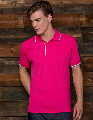 K448 Mens Essential Polo KUSTOM KIT
