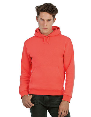 BCWU620 Hooded Sweat/Heren B&C