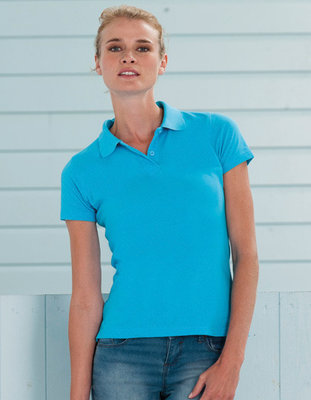 Z569F Dames Classic Cotton Polo