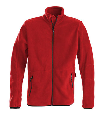 Fleece Vest SPEEDWAY Heren ROOD Printer