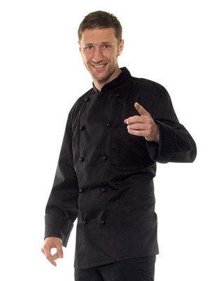 KY009 Chef Jack Basic (koksbuis) Karlowsky Logo Borduren Bedrijfskleding Horeca