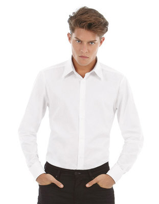 BCSM580 Shirt London/ Heren B&C