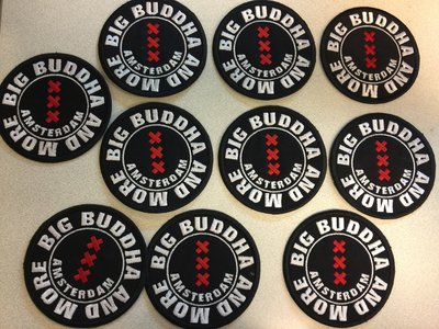 BADGES PATCHES EMBLEMEN