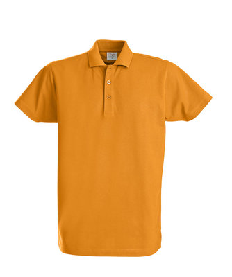 Surf RSX Polo Heren ORANJE Printer