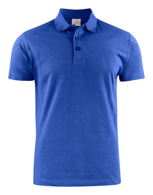 Surf RSX Polo Heren BLAUW Printer