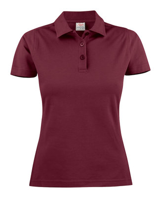 Surf Polo Dames BORDEAUX Printer