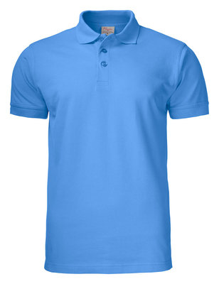 Surf PRO RSX Polo Heren OCEAANBLAUW Printer