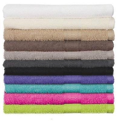 Pakket >30 Goedkope Handdoeken 50 x 100 Capetown incl. Logo borduren + GRATIS aanmaken Borduurkaart van Logo