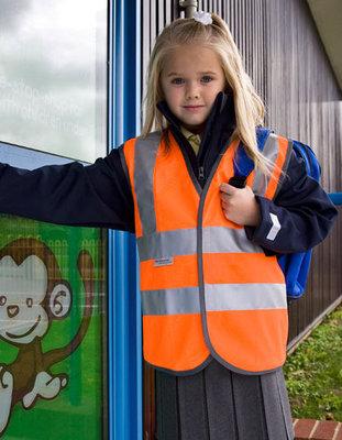 RT21J Junior Safety Hi-Vis Vest Result