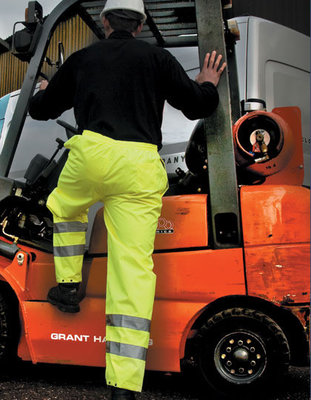 RT22 Safety Hi-Vis Broek Result