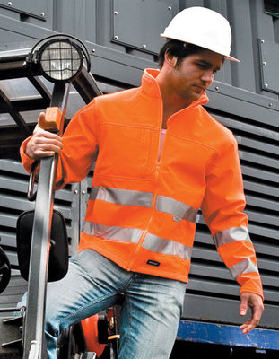 RT117 High-Vis Soft Shell Jack Result