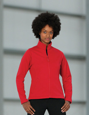 Z040F Ladies SmartSoftshell Jacket RUSSELL