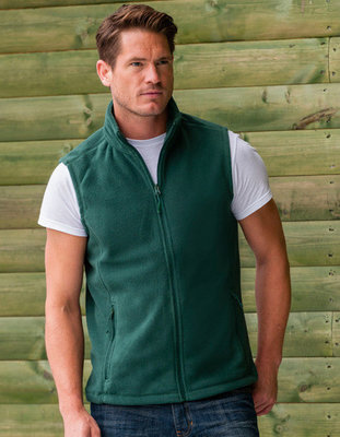 Z8720  Outdoor Fleece Gilet RUSSELL