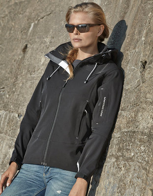 TJ9570 Ladies All Weather Softshell Jacket