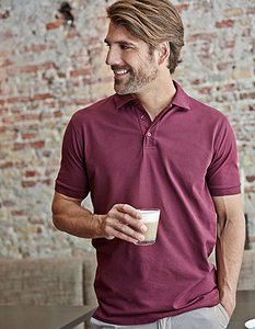 TJ1405 Mens Stretch Deluxe Polo TeeJays