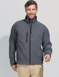 L866 Heren Softshell Jacks Relax
