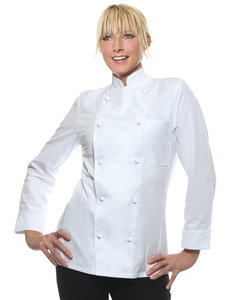KY031 Ladies-Chef Jacket Agathe (koksbuis) Karlowsky