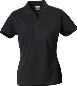 Surf PRO Polo Dames MARINE Printer