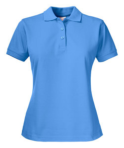 Surf PRO Polo Dames OCEAANBLAUW Printer