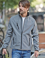TJ9510N waterdichte luxe softshell jassen heren