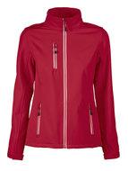 dames softshell jassen kleur rood online goedkope bedrijfskleding bestellen