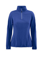 goedkope truien van fleece kobalt blauw dames