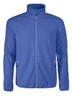 fleece jassen heren blauw
