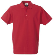 2265016 Surf RSX Polo Heren rood Printer