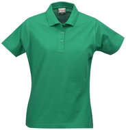 2265009 Surf Polo Dames FRISGROEN merk Printer
